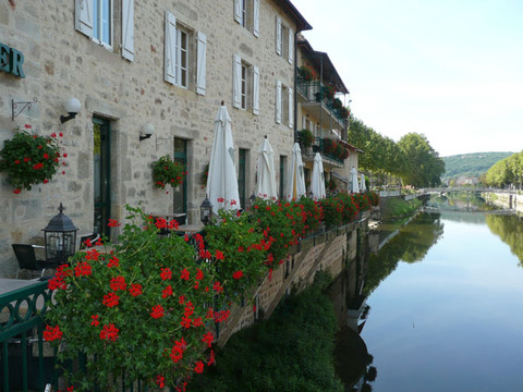 Rando et détente en Quercy