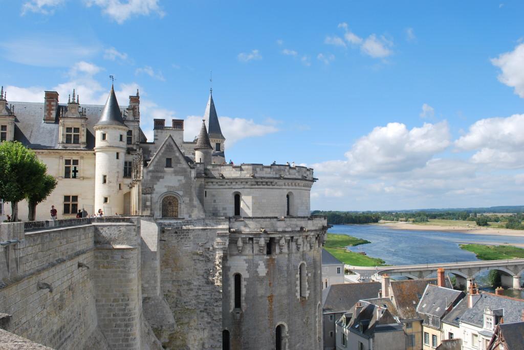 Château de la Loire - Au pays de Rabelais