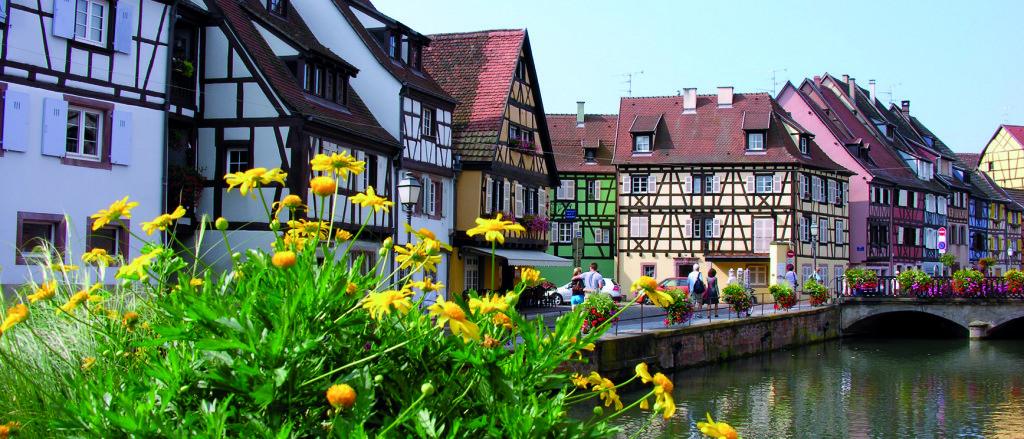 Alsace - Les marchés de Noël