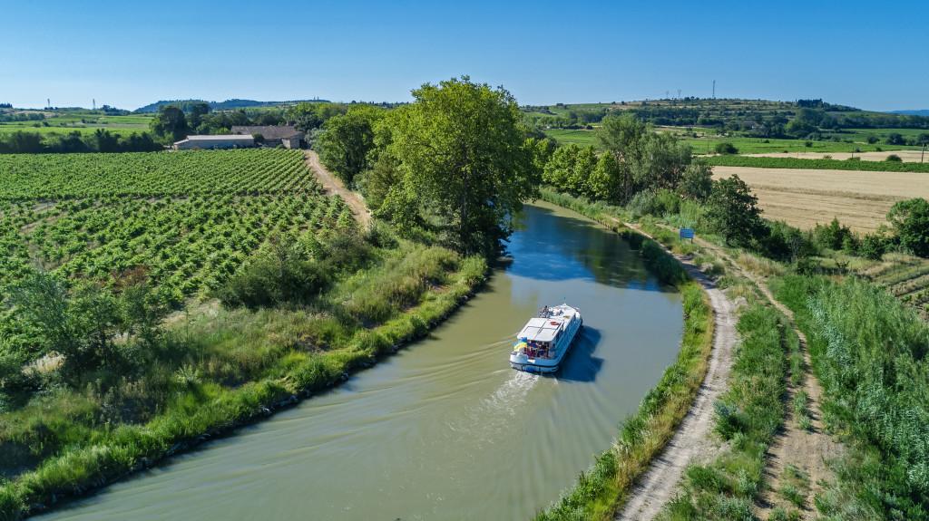 Croisière Fluviale sur le Canal du Midi UNESCO